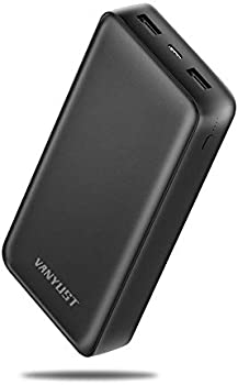 Vanyust 20000mAh 18W Portable Charger Power Bank