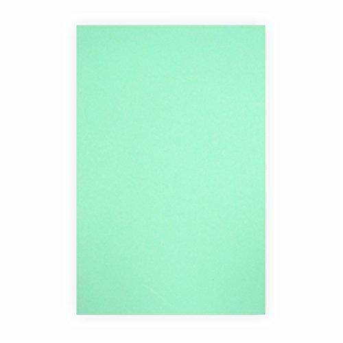 Tonpapier mint 130g/m², 50x70cm, 1 Bogen/Blatt