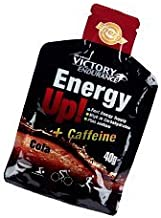 Victory Endurance Gel Energy Up 12A x 40A g Cola Caffeine Estimated Price : £ 12,21