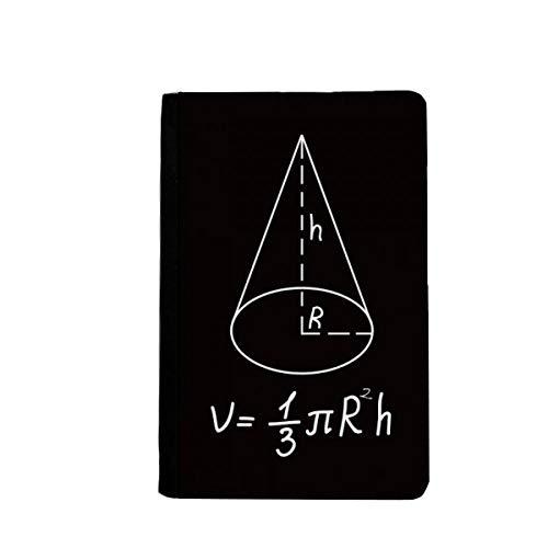 beatChong Matemáticas Conocimiento Tiende A Volumen De Cono Circular Monedero Tarjeta De...