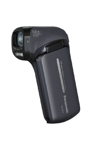 Fantastic Prices! Panasonic HX-DC1 HD Dual Camcorder (Black)