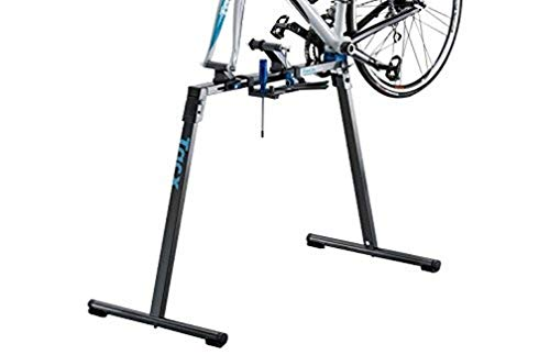Garmin TacX CycleMotion Stand Foldable Steel Frame Bike Stand Suited for HeavyDuty Work