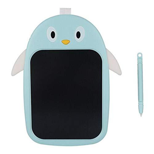 Nsdsb Tablero De Dibujo Electrónico LCD Recargable De Pingüino De 11,5 Pulgadas Azul