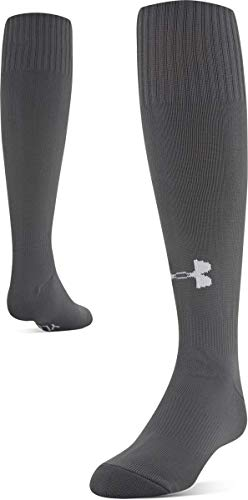 Under Armour boys Soccer Over the Calf Socks, 1-pair
