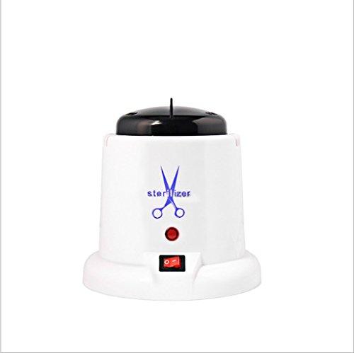 Stérilisateurs Désinfecteur UV, nettoyeur multifonctionnel, convient pour cuillères, ciseaux, couteaux et fourchettes et autres petits objets.