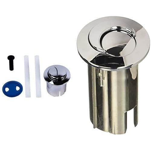 Roca - Kit G Doble Pulsador C P/ Mec Desc D1D (Ah0002100R) + Ah0001700R - Pulsador Doble Largo Nuevo