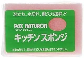 パックスナチュロン キッチンスポンジ 1個入 32セット