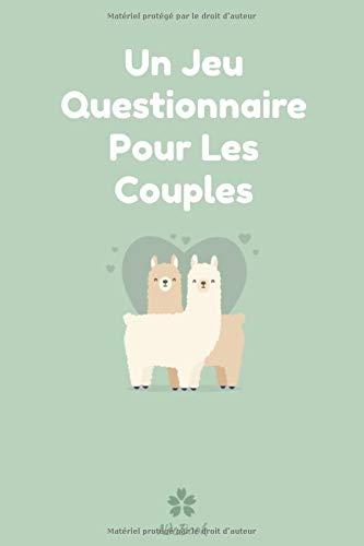 Un Jeu Questionnaire Pour Les Couples: Quiz original pour elle et lui
