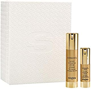 Sisley Coffret Prestige Supremya At Night Anti Aging Skin Care, 50 ml + Eye Serum, 15 ml