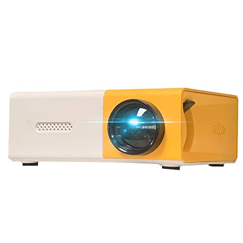 WiFi Proyector, Mini Video HD portatile con 600 lúmenes y...