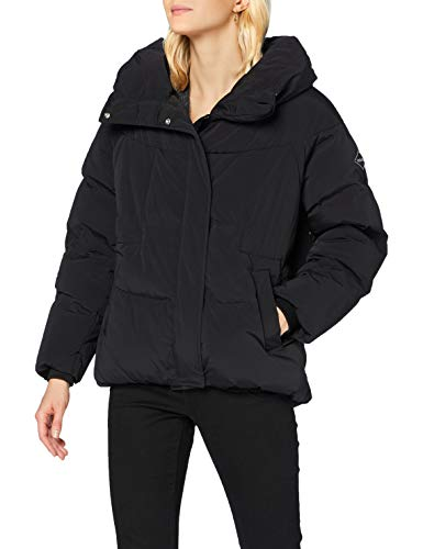 Replay Damen W7620 .000.83846 Jacke, 098 Black, M