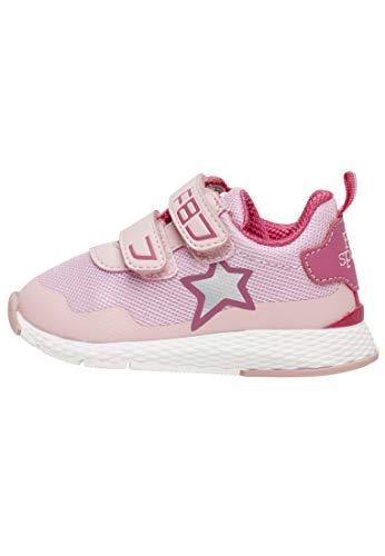 Falcotto Dodo VL.-Sneakers in Tessuto Rosa 22