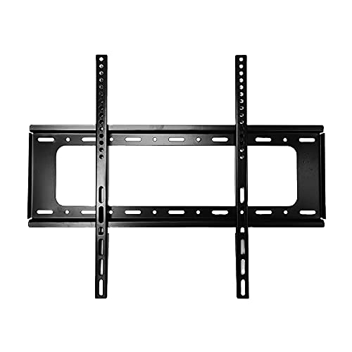 Cigovd Soporte de TV Universal para Pantalla Plana de 40-80 '' Soporte de Pared de TV de bajo Perfil con Capacidad de Carga máxima de VESA 500 * 600 121LBS