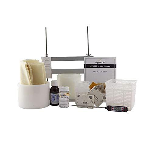 Cocinista Kit Premium para Hacer Queso en casa