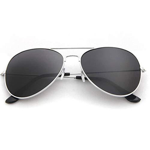 N-B Gafas de Sol polarizadas clásicas de Estilo Militar MER Gafas de Sol Retro polarizadas Unisex