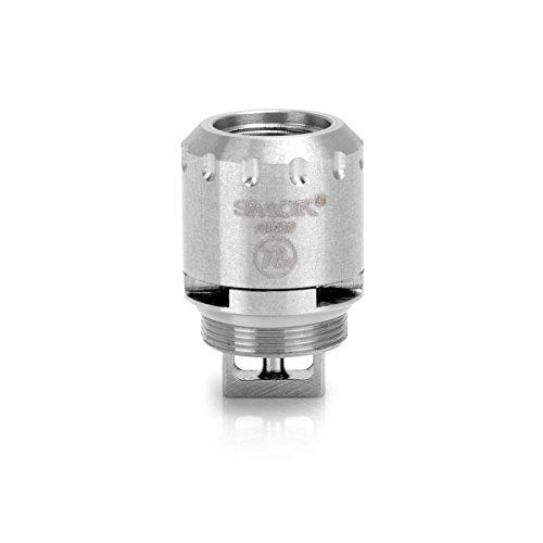 Authentische SMOKTech 0.35ohm Micro TFV4 Micro Coil-Kopf-Silber (R2 RBA)