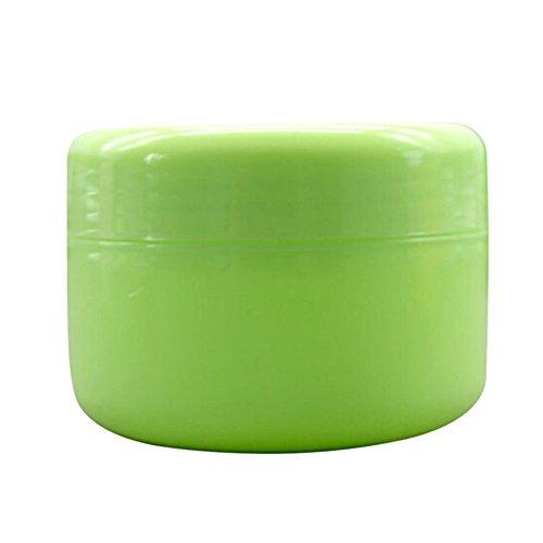Gemini _ Mall® Kunststoffdosen zum Befüllen, 5 Stück, Behälter für Kosmetik auf Reisen