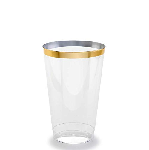 Vasos Desechables marca OCCASIONS FINEST PLASTIC TABLEWARE