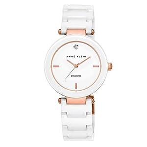 Anne Klein Reloj de Vestir AK/N1464RGWT