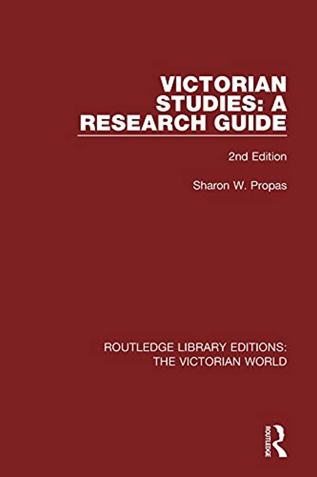 狂ったパンサー一般的なVictorian Studies: A Research Guide (Routledge Library Editions: The Victorian World Book 39) (English Edition)