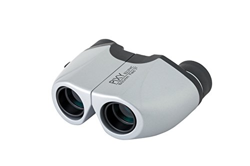 PIXY フリーフォーカス双眼鏡 PIXY M8x21 ポロプリズム式 8倍 21口径 シルバー PIXY M8x21MC SV FF