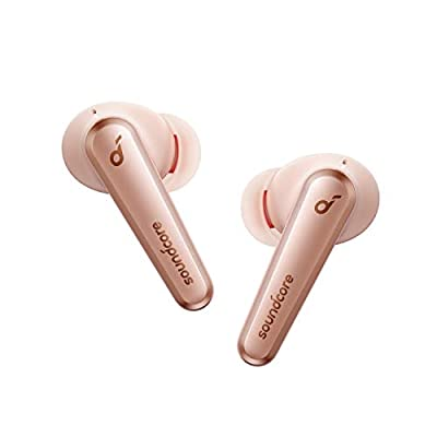 Anker Soundcore Liberty Air 2 Pro True Wireless Earbuds, Targeted Active Noise Cancelling, PureNote Technology, 6 Mics for Calls, 26H Playtime, HearID Personalized EQ, Bluetooth 5, Wireless Charging from Anker