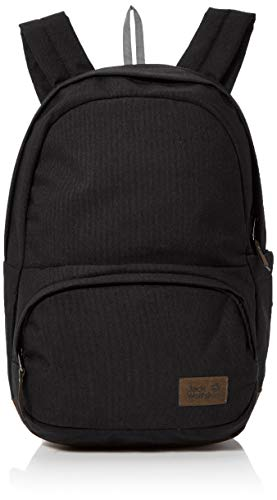 Jack Wolfskin Damen QUEENSBURY Rucksack, Black, ONE Size