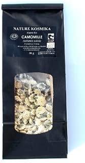 KOSMIKA - Tisane de camomille romaine BIO - Cultivé en Drôme Provençale - 30 g