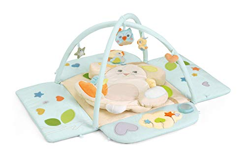 CAM Il mondo del bambino V410/225 Tappeto gioco Happygym, Verde