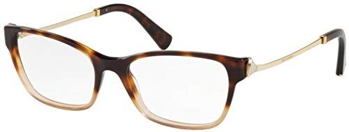 Bulgari 0BV 4159B 5362 54 Gafas de sol, Marrón (Havana Gradient Brown), Unisex Adulto