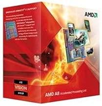 AMD CPU AD560KWOHJBOX APUS Black Edition AMD A8-5600K Quad Core FM2 4MB HD 756OD 3600Mhz 100W BOX Retail (AD560KWOHJBOX)