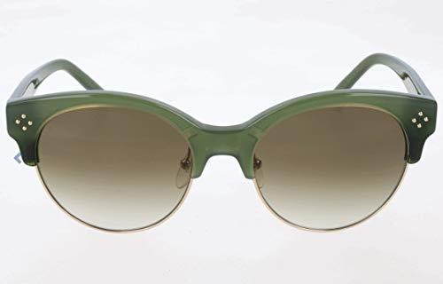 CHLOÉ dames Sonnenbrille Ce704S Chloe zonnebril, groen (Grün), 54.0