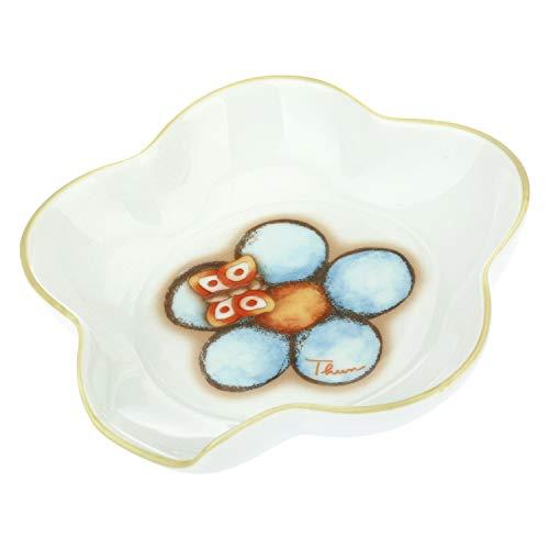 THUN ® - Poggia mestoli - Porcellana - Country - a Forma di Fiore - Ø 13 cm