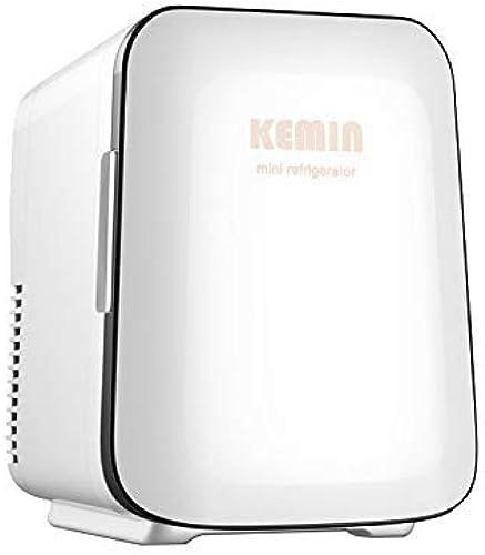 Kievy 4L Mini Réfrigérateur de Voiture Cool et Chaud Résidentiel Location étudiant Dortoir Unique Produits de beauté Frigo (Taille   Car Use)