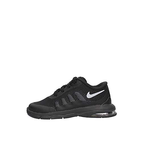 Nike Air Max Invigor (TD), Chaussons Mixte bébé, Noir (Black/Wolf Grey 003), 21 EU