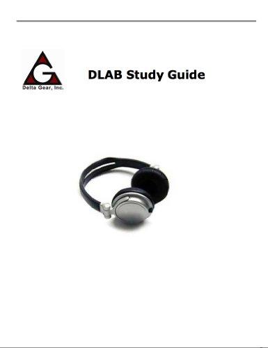 DLAB Study Guide