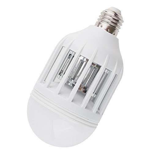 E27 LED gloeilamp Mosquito Electronic Killer nachtlampje lamp insectenbescherming huisaccessoires mute-operatie Light - wit