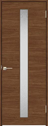ラシッサS 標準ドア ASTH-LGB 錠付き 0720 W:780mm × H:2,023mm 吊元:左吊元 本体色/枠色:クリエモカ(MM) 枠種類:ノンケーシング115(壁厚:76-100) 沓摺:なし 把手:サークルB 鍵種類:丸型簡易錠 LIXI