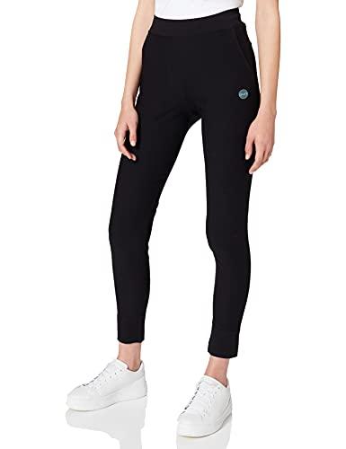UYN Lady City Running OW Pant Long Pantalones para Lluvia, Pizarra, Extra-Small para Mujer