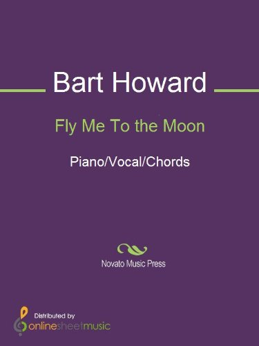 Fly Me To the Moon (English Edition)