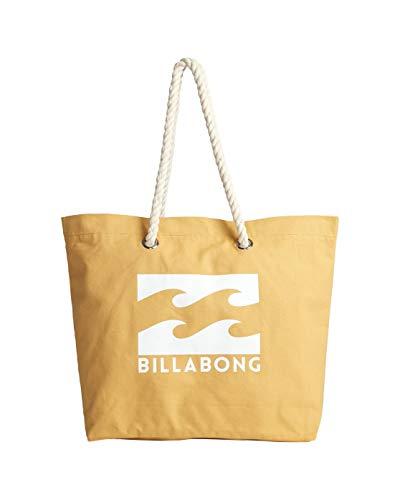 BILLABONG Essential Bag - Bolsa de playa, 0 cm, Amarillo (amarillo), Talla...