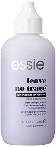 Essie Nagellackentferner leave no trace mit peelender Gelformel, Für Effekt-/Glitzerlacke, 120 ml
