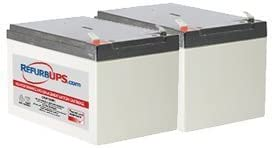 APC Smart-UPS 1000 LCD (SMT1000) Compatible Replacement Battery Kit