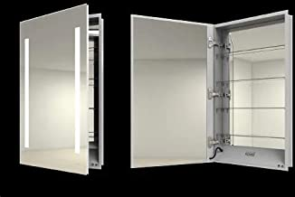 ascension mirrored cabinet