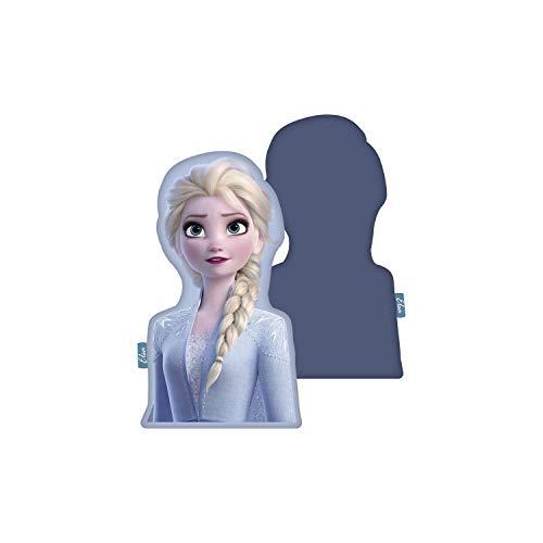 Frozen Micky Maus Minnie Maus 3D Kissen Velboa Plüsch Kinderkissen Kuschelkissen Motivkissen Dekokissen Kopfkissen Die Eiskönigin Anna Elsa Olaf Sven (Frozen Die Eiskönigin)