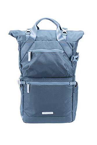 Vanguard VEO Flex 35M Sky Blue Shoulder Bag with Internal Tripod Compartment