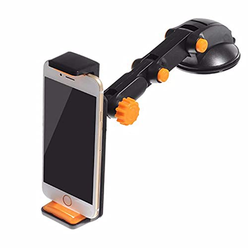 VNASKH Sucker Strong Suction Tablet Car Phone Holder Stand Fácil de ajustar Universal para 4-11 pulgadas IPAD Air Mini iPhone X 11