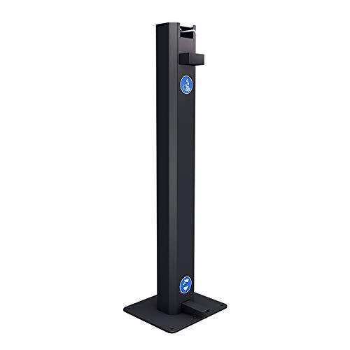 ACCESSMARKET - Dispensador de pies de gel hidroalcohólico con pedal