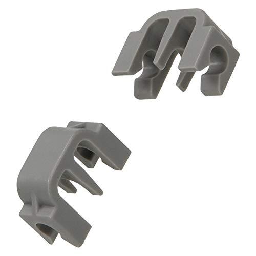 Clips fixation panier (X2) Lave-vaisselle 00167291 BOSCH