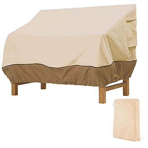 Funda protectora para sofá de jardín, resistente a los rayos UV, 193 x 83 x 84 cm